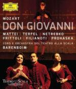 Wolfgang Amadeus Mozart – Don Giovanni