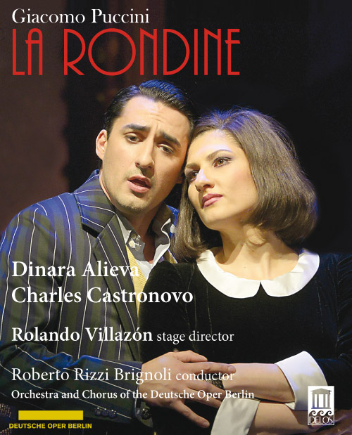 Giacomo Puccini - La Rondine