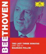Maurizio Pollini - Beethoven The last three sonatas